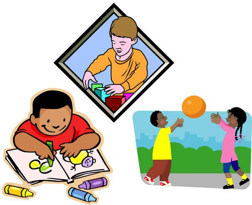 Occupational and physical therapy activities for kids - links to tons of free printable activity pages. The idea is for therapy, but the activities are great for any kids.