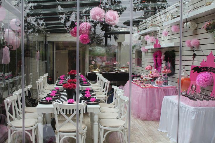 Pinky Princess party