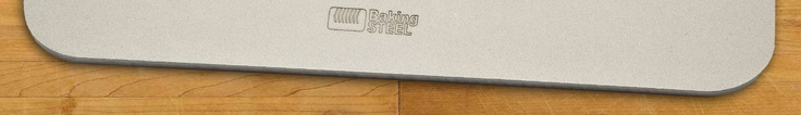 Baking Steel | Create The Crust You Crave started by kickstarter avail at bakingsteel.com