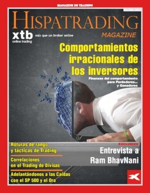 Disfrute del último número de la revista Hispatrading - Novedades de trading