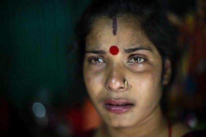13 imágenes que muestran la dura vida de las prostitutas en la India | Primmero