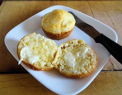 Cheese Muffins at oldfatguy.ca