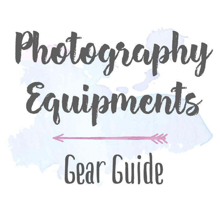 Photography equipment is your stop for guides on gears used for photography. Clikc the link above for more info.