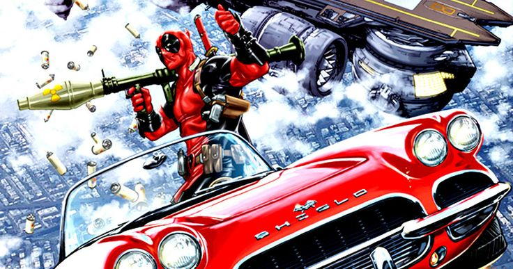 'Deadpool' Car Chase and Fight Scene Details Revealed -- 'Deadpool' promises to include a car chase scene on a bridge involving stunt fighting with guns and swords. -- http://www.movieweb.com/deadpool-movie-car-chase-fight-scene-filming-notice