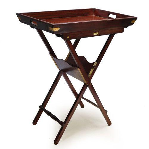 J&R Guram - purveyors of campaign furniture