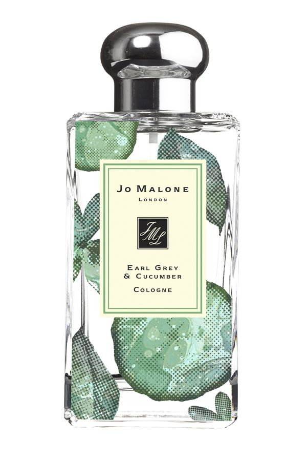 Jo Malone London X Calm & Collected | Earl Grey & Cucumber Cologne #BeautyProject @Selfridges.com