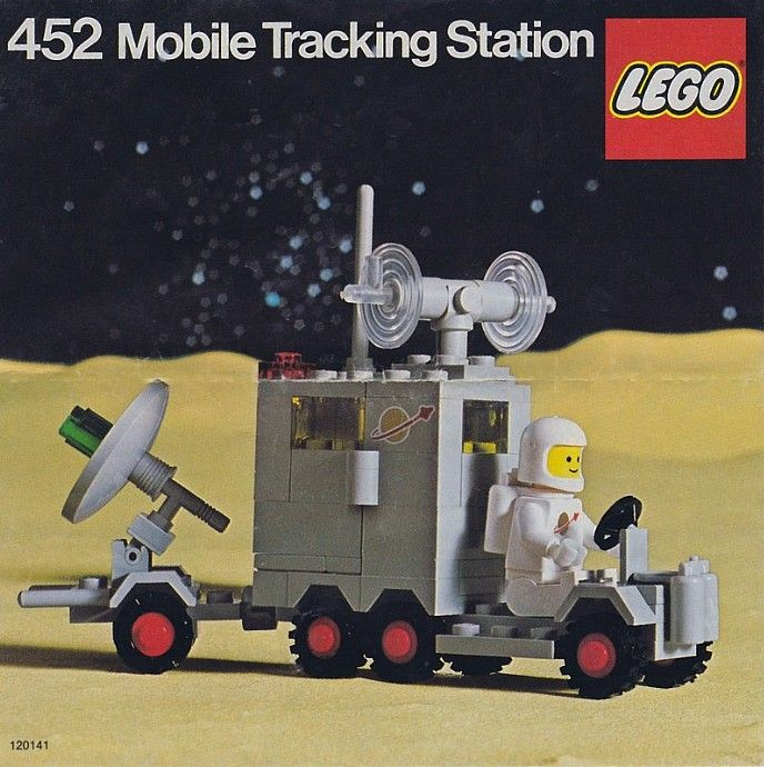 452-1: Mobile Ground Tracking Station