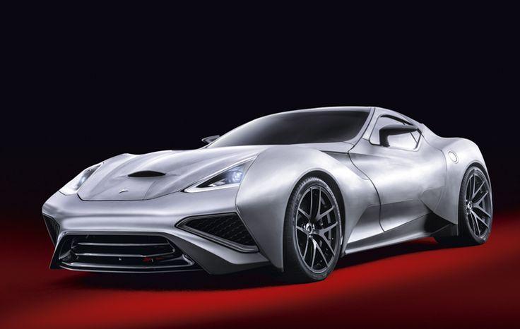 Icona Vulcano Titanium, 2015, Kalendář Cars 2017