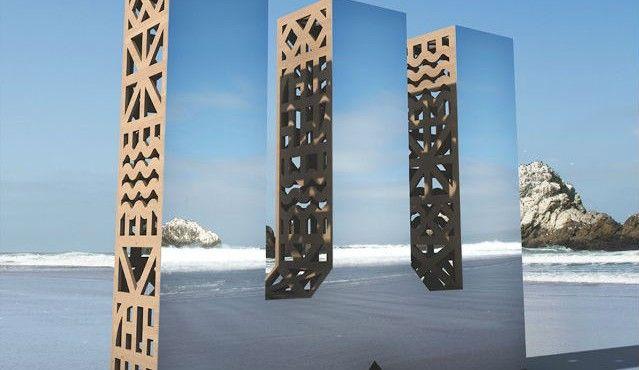 Como parte delSan Francisco Design Week celebrado en California, la agencia de diseñoCharacter, creó 4 estructuras hechas a mano a partir de madera y espejos para plasmar las iniciales del evento y colocarlas en puntos estratégicos de la ciudad con el fin de representarcómo el diseño se puede encontrar en todas partes. Éste es su…