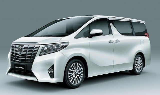 2016 Toyota Alphard Engine and Design - http://www.autocarkr.com/2016-toyota-alphard-engine-and-design/