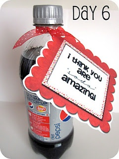 """I think you are """"soda"""" amazing!  You could also use Soda Candies or Soda Crackers."""