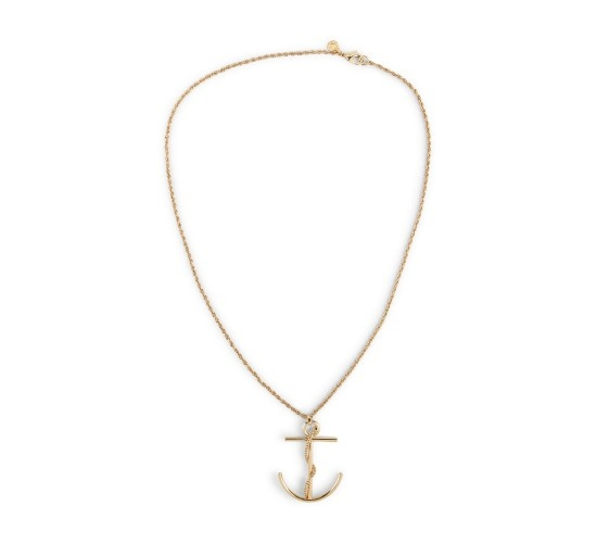 Anchor Necklace: Cwonder Anchors