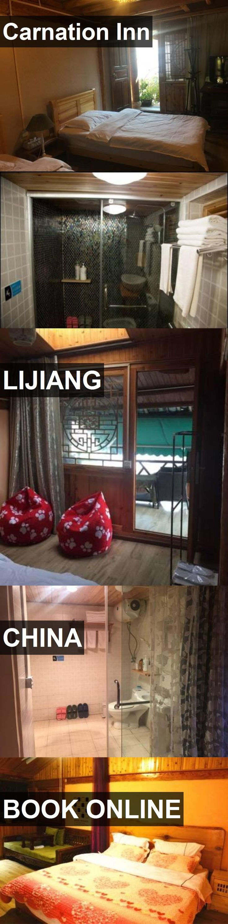 Hotel Carnation Inn in Lijiang, China. For more information, photos, reviews and best prices please follow the link. #China #Lijiang #CarnationInn #hotel #travel #vacation