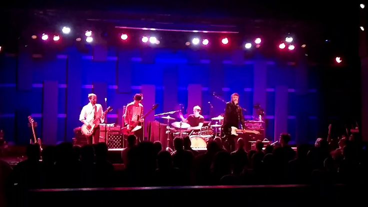TFN'er Christine N.-R. shared this video she shot of the Trews last night in  Philadelphia. So good!