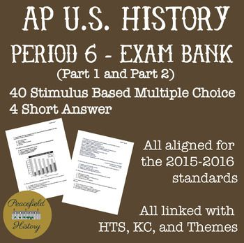 u s history test with multiple choice Thematic review of us history & government:summary1 thematic review of us history & government:2 review resources:  multiple-choice questions practice essays exam overview online resources old regents exams study materials search for.