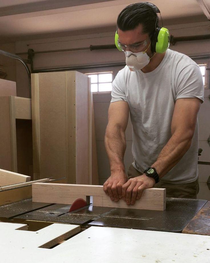 High Bar Table Underway. #table #carpenter #carpentry #woodshop #woodcraft  #woodworking #rockler #rocklerwoodworking #craftsman #handmade #handcrafted  ...