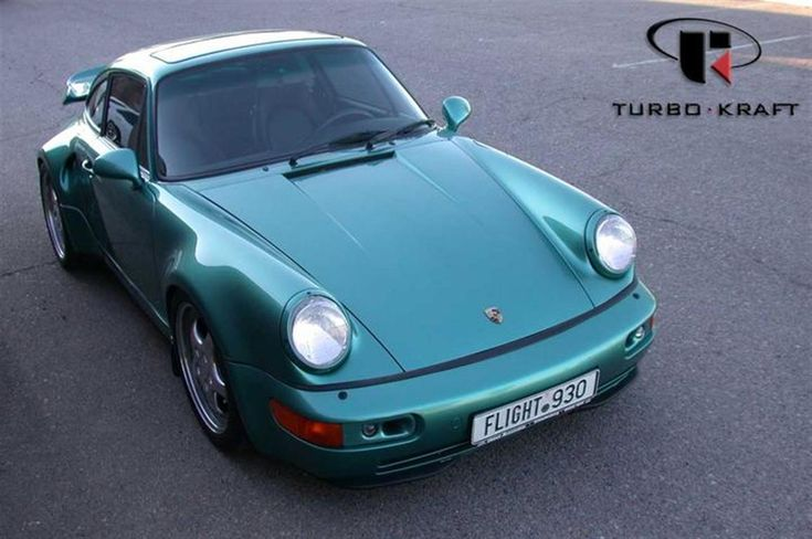 Porsche after modification and/or restoration by Turbo Kraft. Visit this section to see stunning photos with complete step by step build photos.