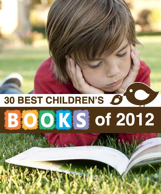 An awesome list of the very best children's books of 2012 with reviews of each book.