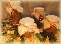 Vianočný pečený čaj s pomarančmi, jablkami a citrónom
