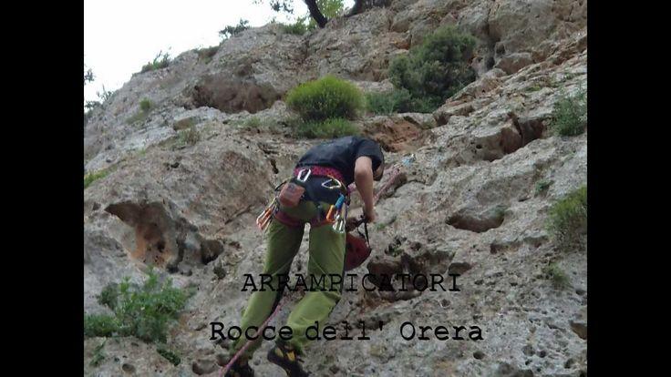Climb  -  Rocce dell'Orera - Finale Ligure