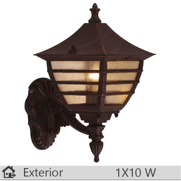 Aplica iluminat decorativ exterior Klausen, gama Dallas, model nr1 http://www.etbm.ro/