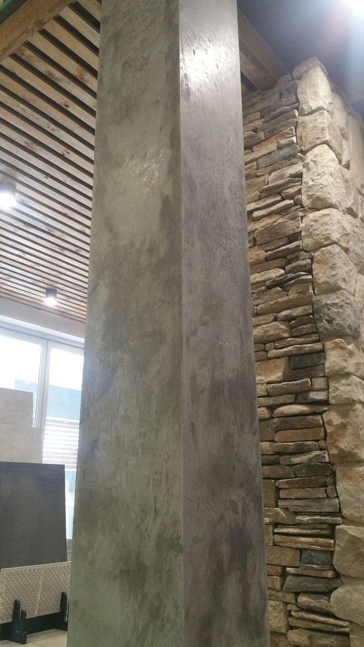 Paint For Concrete Pillars : Best ideas about concrete finishes on pinterest