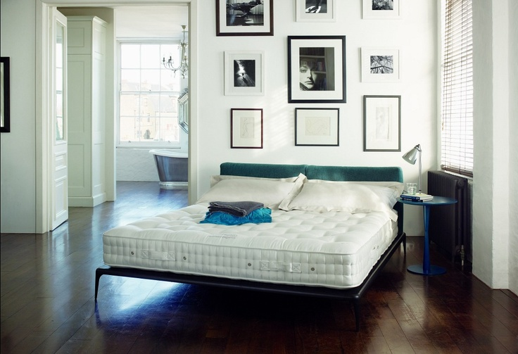 Luxury Bedstead Mattresses by Vi-Spring | The Art of Bespoke