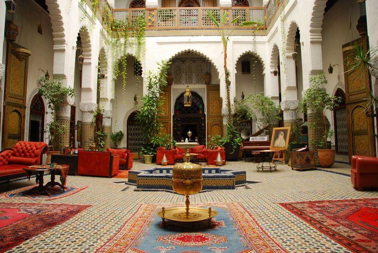 FlowersWay Voyages - Hôtel, chambre d'hôte - RIAD EL GHALIA