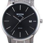 Boccia – 3582-02 – Montre Homme – Quartz Analogique – Bracelet Titane Argent: Cet article Boccia – 3582-02 – Montre Homme – Quartz…