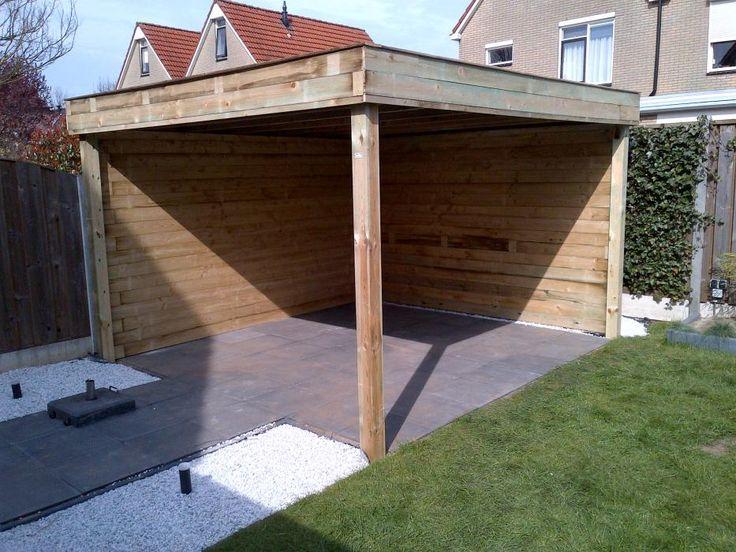 61 beste afbeeldingen over outdoor op pinterest tuinen houten speelhuisje en tuin - Canvas tuin leroy merlin ...
