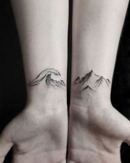 +20 Creative Ways Sea Tattoo Small Ocean 77