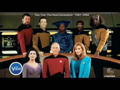 'Star Trek' Bloopers With Whoopi Goldberg And Sir Patrick Stewart BEST. #TBT. EVER! Sir Patrick Stewart and Whoopi Goldberg look back on their hilarious Star Trek bloopers!