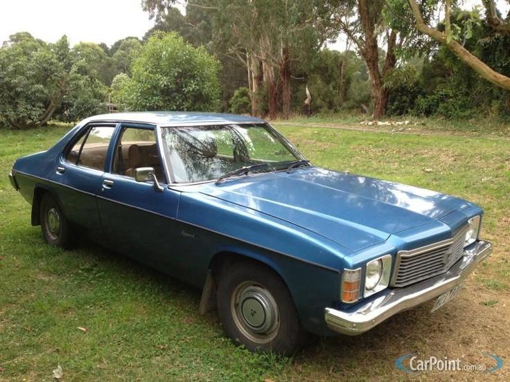 1979 Holden Kingswood SL HZ