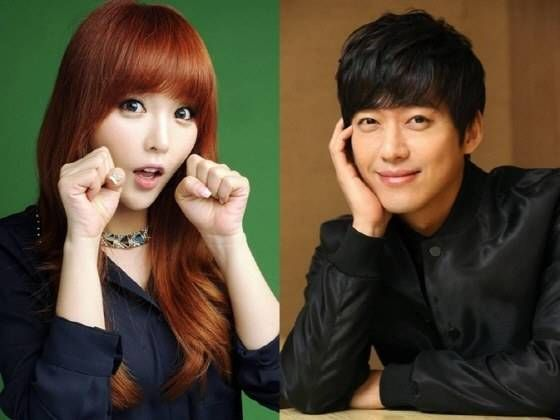 Nam Goong Min and Hong Jin Young confirmed as the new couple on 'We Got Married'   allkpop.com
