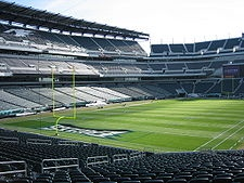 Lincoln Financial Field is the home stadium of the National Football League's Philadelphia Eagles.