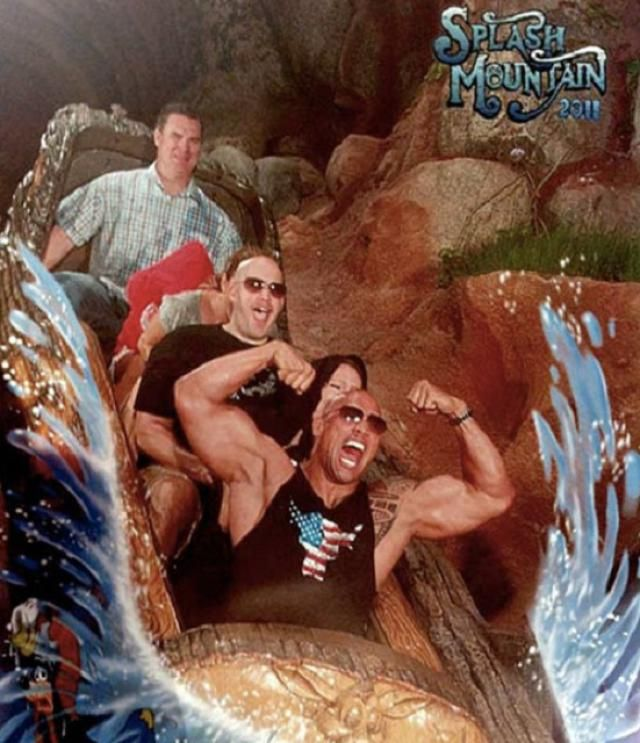 18 of the Funniest Splash Mountain Pictures Ever: 18 of the Funniest Splash Mountain Pictures Ever