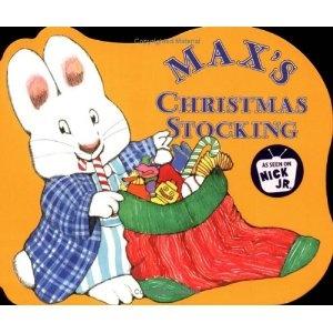 Max's Christmas Stocking: Books Rosemary, Stockings Max, Max Christmas, Advent Books, Christmas Stockings, Books Ideas, Rosemary Well, Max Boards, Boards Books