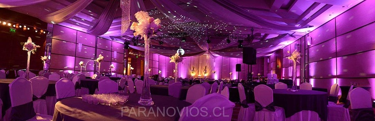 Matrimonio realizado en Chile por www.paranovios.cl