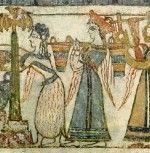 Arte Minoica - Agenda White Ilha de Creta entre 2700 e 1450 a.C