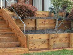 DIY Garden Retaining Walls | The Garden Glove