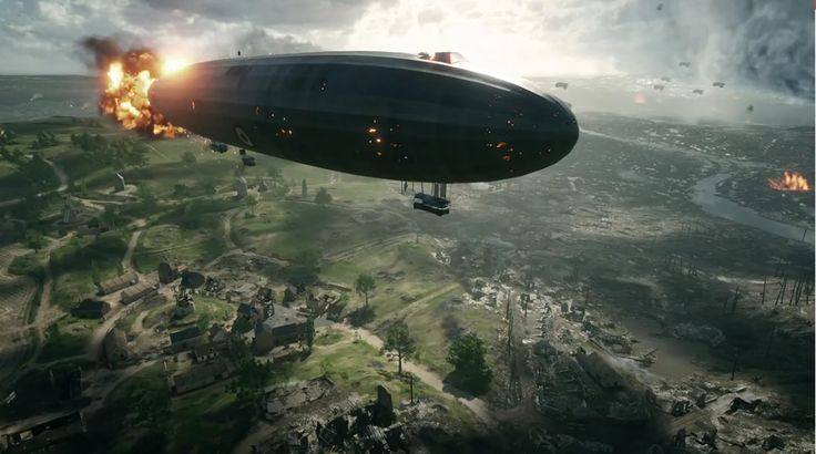 Battlefield 1 closed alpha reveals maps weapons gamemodes