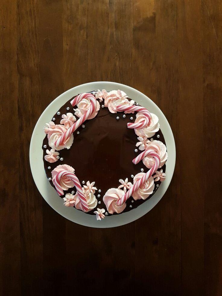 Christmas dripcake 🎅