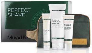 #Christmas #Murad Set: Murad Man Perfect Shave | Murad New Zealand