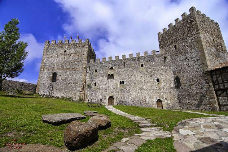 castillo de Argüeso #Cantabria
