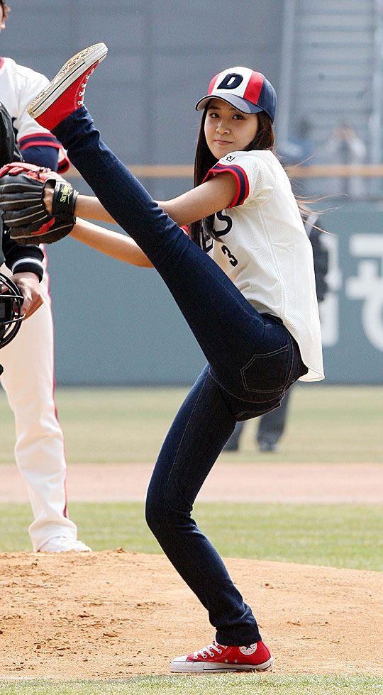 Baseball girl suck #7