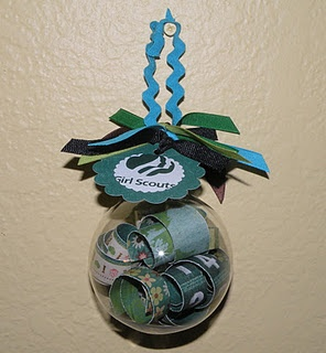 78 Images About Girl Scouts Craft Ideas Ornament