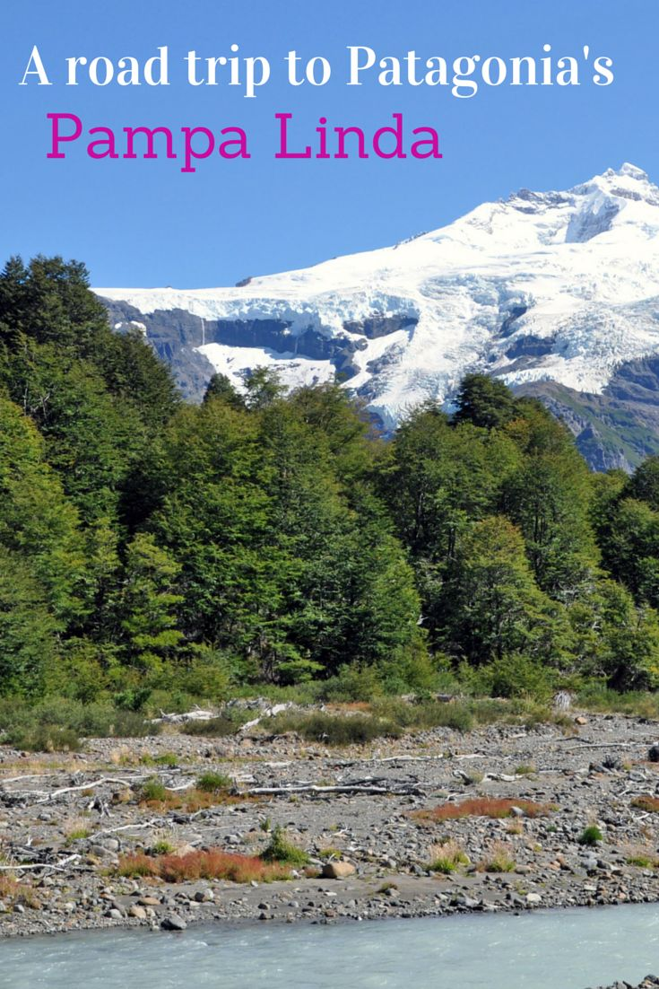 A roadtrip to Patagonia's Pampa Linda!