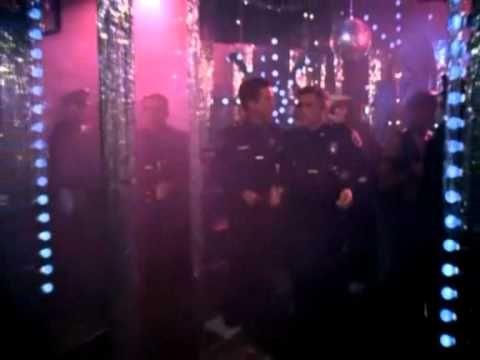 POLICE ACADEMY -  THE BLUE OYSTER BAR