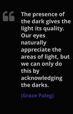 Image result for light and shadow quotes
