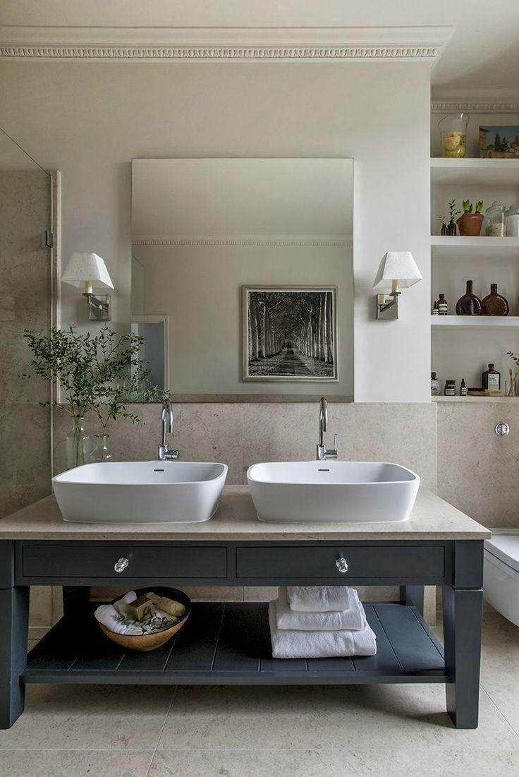 Master Bathroom Double Sink Vanity 17 Best Ideas About Double Sink Bathroom On Pinterest